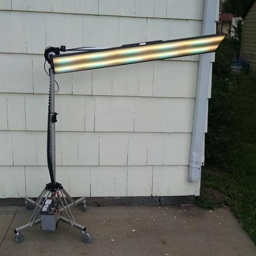 Robo Lite 2 Led Pdr Light